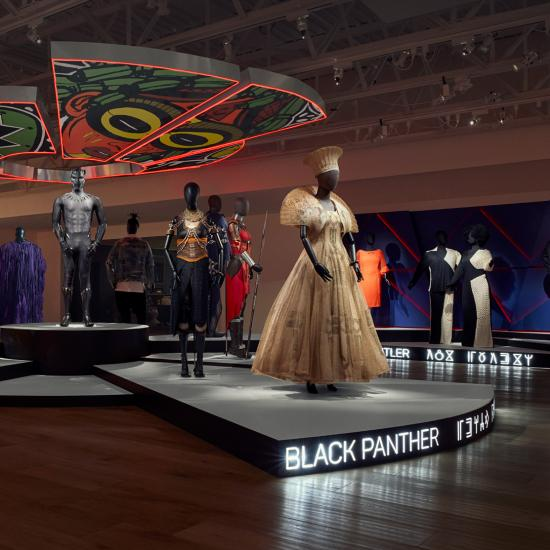 Ruth E. Carter exhibitions at SCAD FASH
