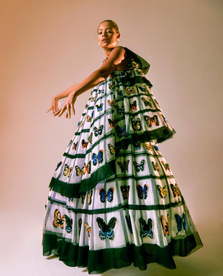 Scad Fashion Show 2020.Kaleidoscope Katrantzou Scad Fash Museum Of Fashion Film